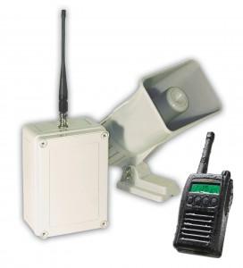 Wireless Warning System