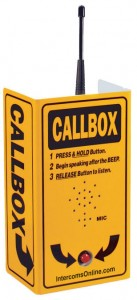 Wireless Call Box