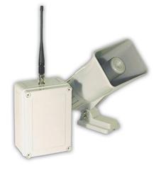 Wireless PA System
