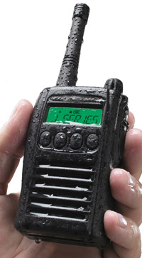Mil Spec Two Way Radio